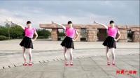 开心健身广场舞《小苹果》简单易学大众化 附分解