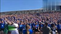 2018世界杯 被冰岛圈粉!被维京战吼圈粉!震撼!