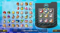 Mario Kart 8 Deluxe 角色选择