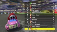 Mario Kart 8 Deluxe 失败动作