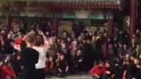 滨芳吉特巴天津水上公园精彩演绎