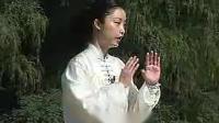 邱慧芳精讲42式太极拳教学(11 18)式_高清