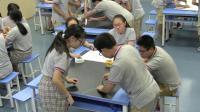 湘美版初中美术九年级下册第三课《画布上的抽象》获奖课教学视频