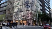 日本之旅:东京银座大街
