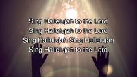 唱哈利路亚赞美主 Sing Hallelujah to the Lord