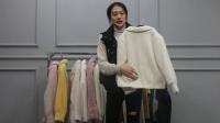 【已出】11月14日杭州越袖服饰(黄金貂外套系列)仅一份 15件  1100元【注:不包邮】