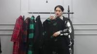 2018年11月14号杭州欧卷服饰(毛呢大衣系列)仅1份 10件 2090元【注:不包邮】