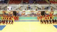 神木市第十一中学-校园杨家拳比赛视频