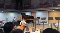 第一次大提琴独奏 sicillienne