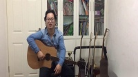 《陈伟教你玩弹唱》《沙漠骆驼》演奏+教学+带谱!