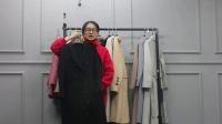 11月16日杭州越袖服饰(双面羊绒大衣系列)多份 15件  4200元【注:不包邮】