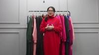 2018年11月16号杭州欧卷服饰(长款加绒卫衣系列)多份 20件 1280元【注:不包邮】