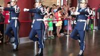 中山纪念堂礼兵仪式