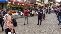 林长华录影:《澳门的标志性建筑物大三巴牌坊》