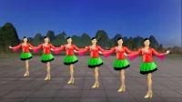 广场舞《妹妹的山丹花》零基础欢快16步,歌声嘹亮好听附教学!