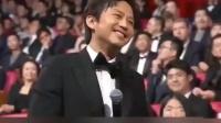 55届台湾金马奖现场,邓超对自己老婆满满的爱?刘德华神反应?