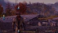 玩家在《辐射76》COS《辐射4》角色