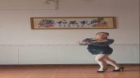 桂林阿凤广场舞《拥抱你离去》习舞:阿凤