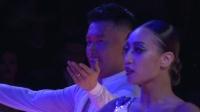 2018第28届全国体育舞蹈锦标赛石磊 卫雪男退役表演