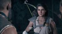 一航丶《刺客信条:奥德赛》EP25 电影级最高难度无伤完美刺杀流程