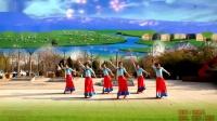 兰州蝶恋舞蹈队:蒙古舞《驼羔之歌》团队版,编舞:艺莞儿老师