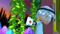 儿童启蒙英语动漫歌曲:波莉小姐为孩子们唱了一首动听的动画片