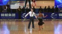 2018年第28届全国体育舞蹈锦标赛A组L决赛SOLO桑巴谷庆午 于秋璠