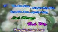 Karaoke_-_Que_Huong_Tinh_Me_(Lien_khuc_Ly_&_Ban_van_CL)_-_HD_(new)