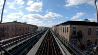 紐約地鐵・普通・J線(牙買加中心-帕森斯/射手→寬街車站)R32型電車 2018.11.29