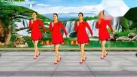 小慧广场舞《最美最美》零基础步子舞8步,一看就会附教学
