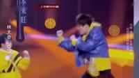 新舞林大会:刘维谢文珂挑战街舞串烧,三个风格切换自如,燃爆了
