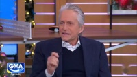 Michael Douglas' dad Kirk is about to turn 102 and he discovered FaceTime