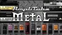 AmpliTube Metal, 为金属乐手预备的装备集合
