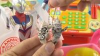 《橙子乐园在日本玩具》迪迦拿了两大袋子东西 都有什么呢