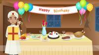 A Little Princess - Happy Birthday! (congratulation)