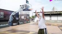 毒角SHOW:角角变成小迷弟见到偶像,在NBA球场上较量!
