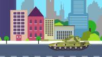 《陆战之王坦克》-坦克