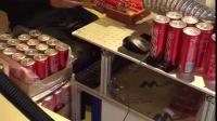 易拉罐LOGO定制及日期激光喷码