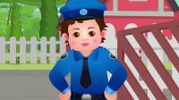 ChuChu TV Police Chase Thief in Police Helicopter