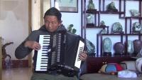 学习手风琴《波兰圆舞曲》
