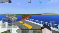 默韩解说我的世界海岛别墅生存PE04:意外发生新殖民地。 顶ch明明