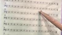 高藝非洲鼓教學-第二課四分音符(二)