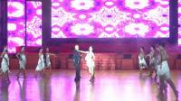 情系大岭山·红色文化节,东莞国标舞常平分会选送节目《歌舞升平》
