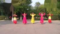 要火年过300岁,却跳出了年轻好心态北京红灯笼广场舞