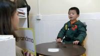 菲司特英语幼儿启蒙1级期中测试-Michael