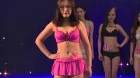 中国区比基尼选美大赛,美女模特闪亮出场,展示专业比基尼赛场