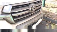 19款丰田兰德酷路泽4000改款车型到港实拍