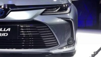 60秒聊车——全新卡罗拉,造型设计更具攻击性