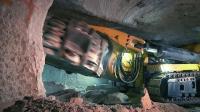 采用安百拓移动采矿机实现连续采矿
