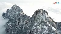 大美黄山 云海雪景